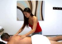 Asian happy ending massage