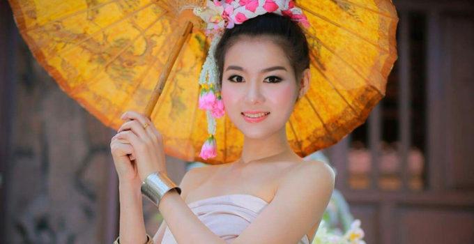 Exotic Thai woman