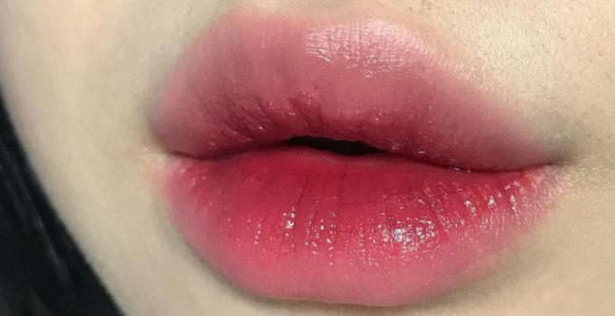 Sexy Japanese lips