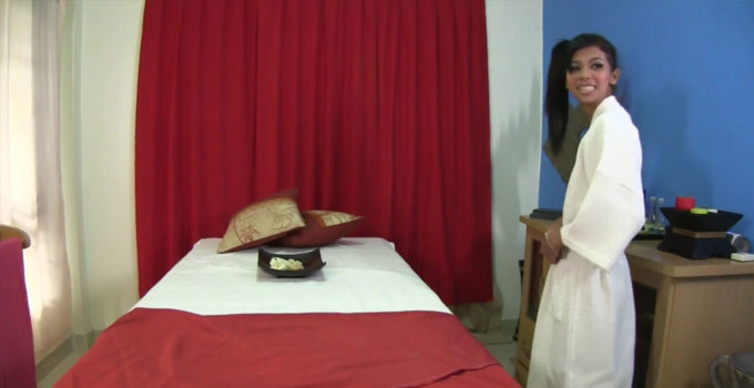 Thai nuru massage
