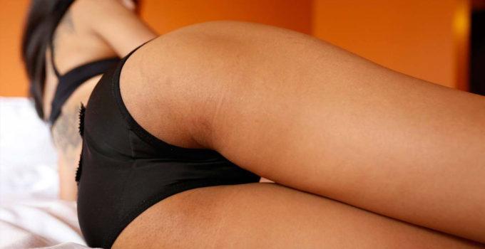 Tight Thai butt