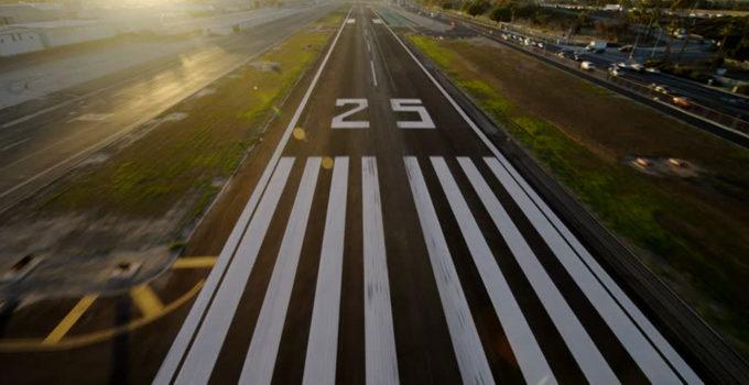 landing strip