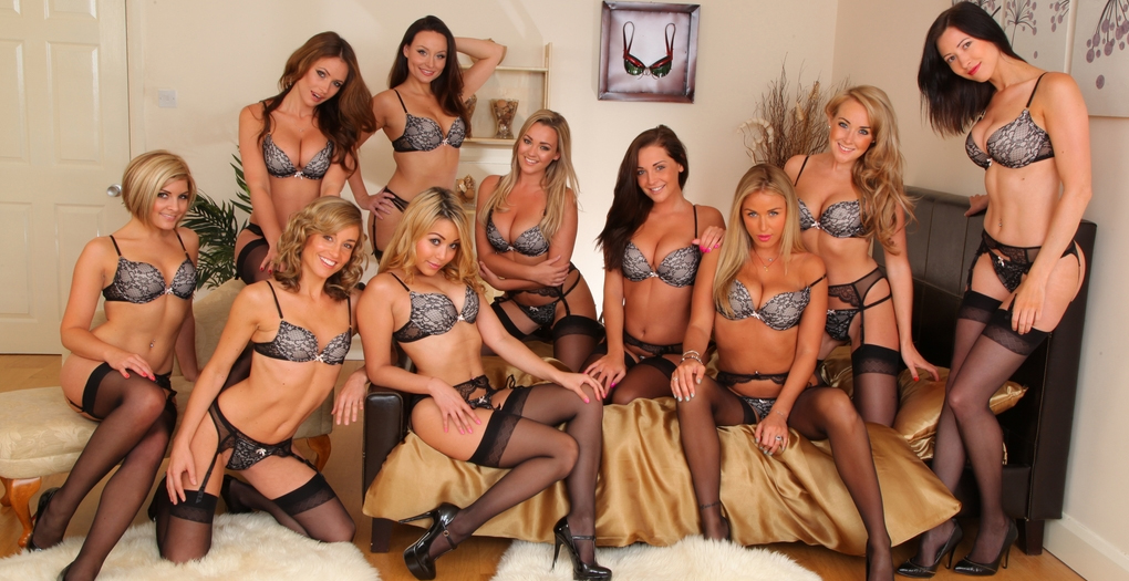 Girls in Frankfurtammain
