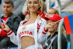Russian world cup slut