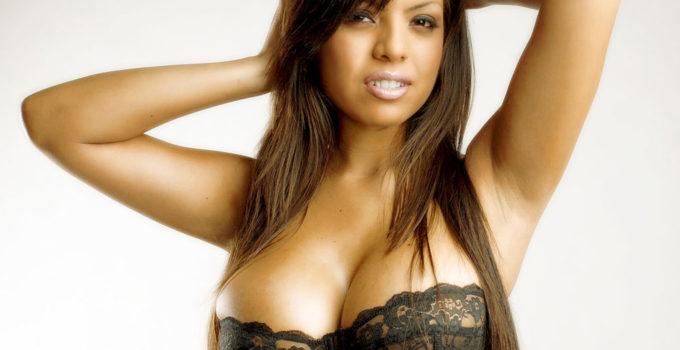 big busty latina