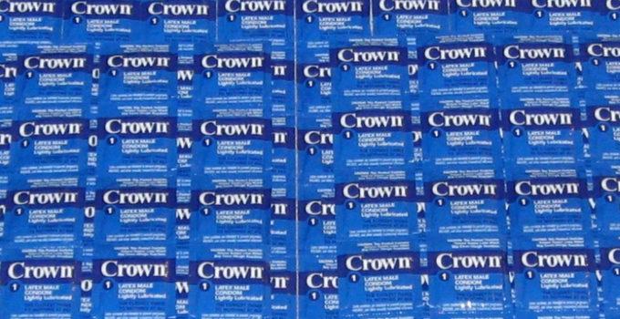 Condoms in Bangkok