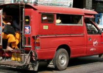 Get around Chiang Mai