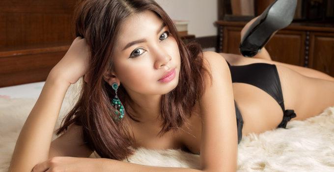 Gorgeous Thai girl