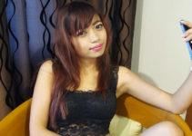 Pretty Malaysian girl