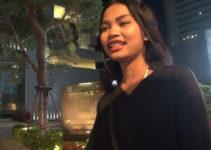 sexy street whore in Bangkok