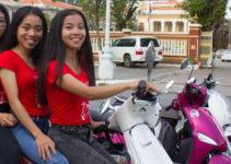 Taxi girls Cambodia