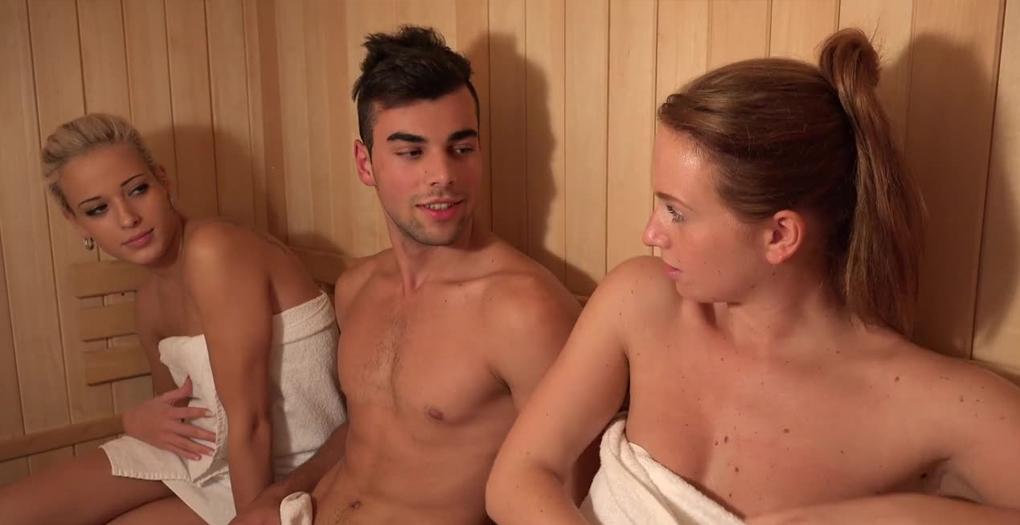 Sauna Sex Video