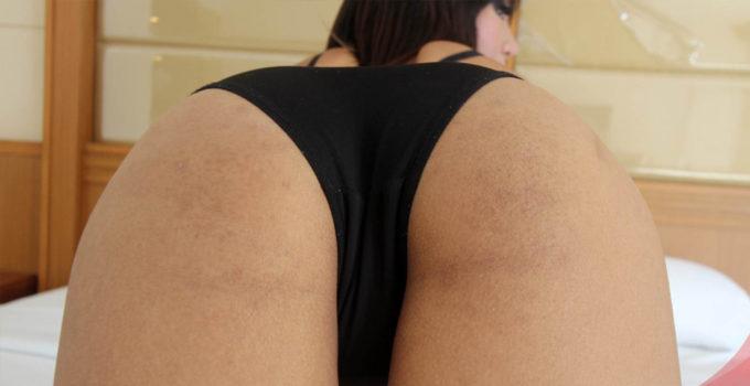Southeast Asian ass