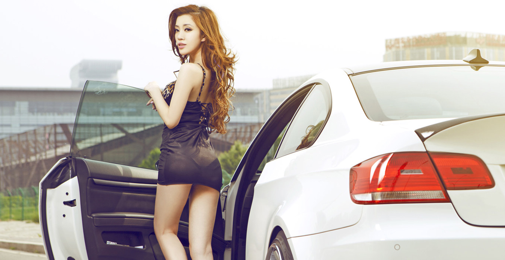 Hi So Thai girl
