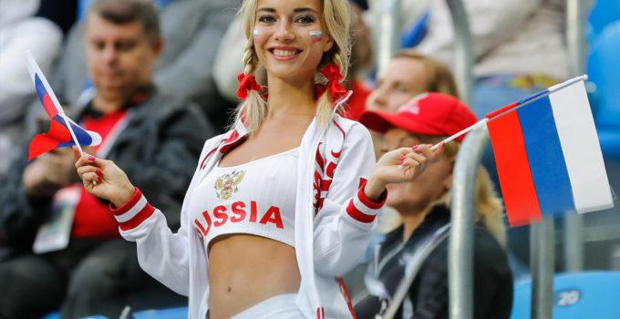 Russian world cup slut