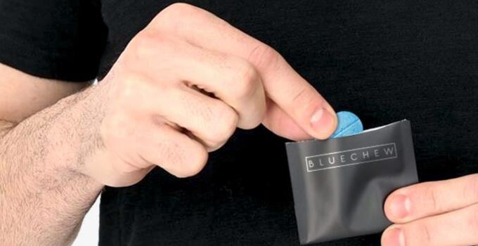 bluechew pill package